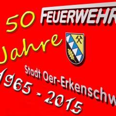 50 Jahre Freiwillige Feuerwehr Oer-Erkenschwick