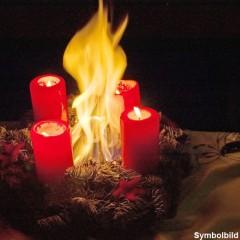 Rauchwarnmelder rettet Weihnachtsfest