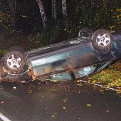 Ein Verletzter bei Verkehrsunfall