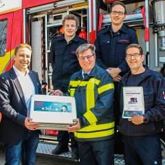 Neue Möglichkeiten für die Brandschutzerziehung