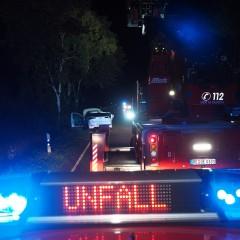 21-Jähriger bei Verkehrsunfall verletzt