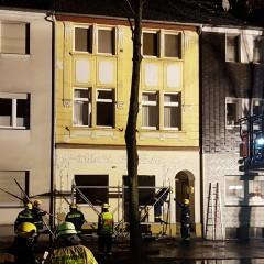 Vier Leichtverletzte bei Gasexplosion